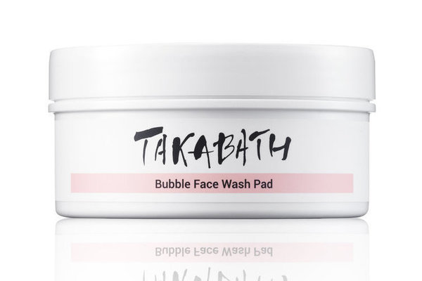 Takabath Bubble Face Wash Pad